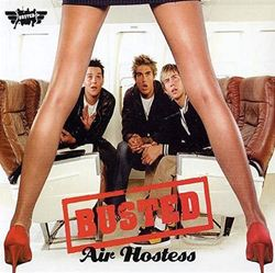 Busted Air Hostess