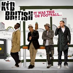 Kid British It Was This Or Football